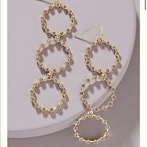 Anthropologie Marian Drop Earrings